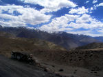 Title: Driving in Laddakh by jeep