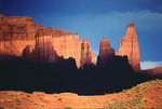 Title: Rock Towers