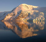 Title: Morning in the Antarctic