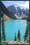 Title: Moraine Lake / Valley of the Ten PeaksCanon EOS Digital Rebel