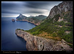 Title: Formentor Peninsula