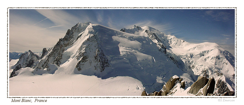 The highest mountain in Europe