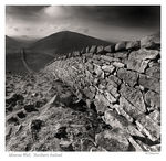 Title: Mourne Wall