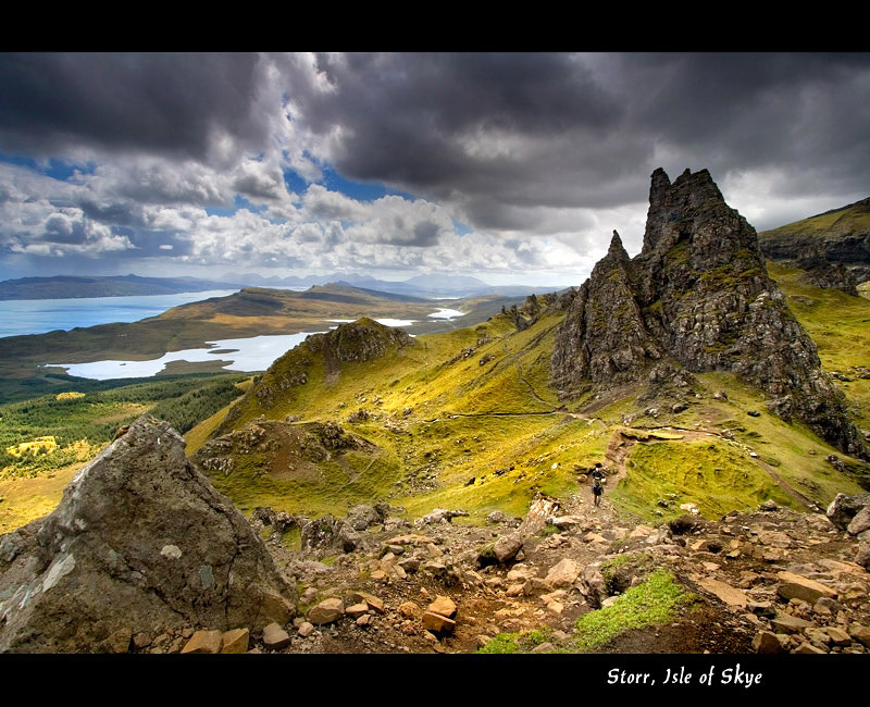 Hike to the Storr