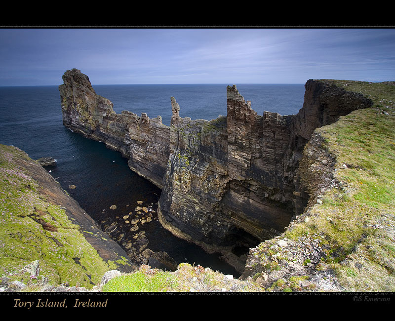 Tory Island - The Anvil