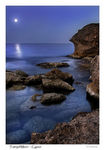 Title: Tranquil Moon, Cyprus