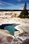 Title: Blue Star natural pool