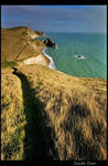 Title: Durdle Door from Swyre Head