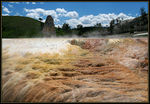 Title: Mammoth Hot Springs II