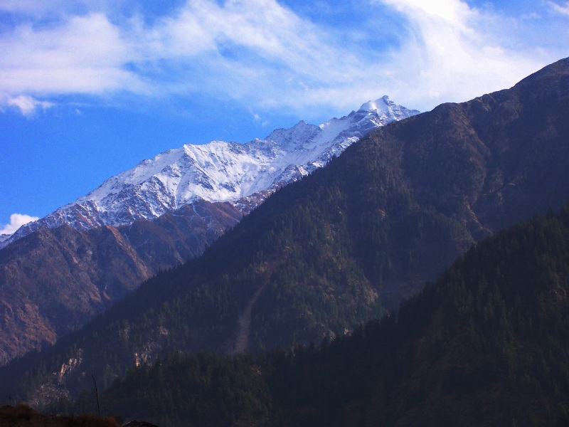 Sangla the abode of gods