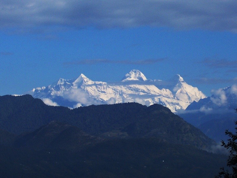 Highest peaks in India