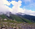 Title: View from Rohtang
