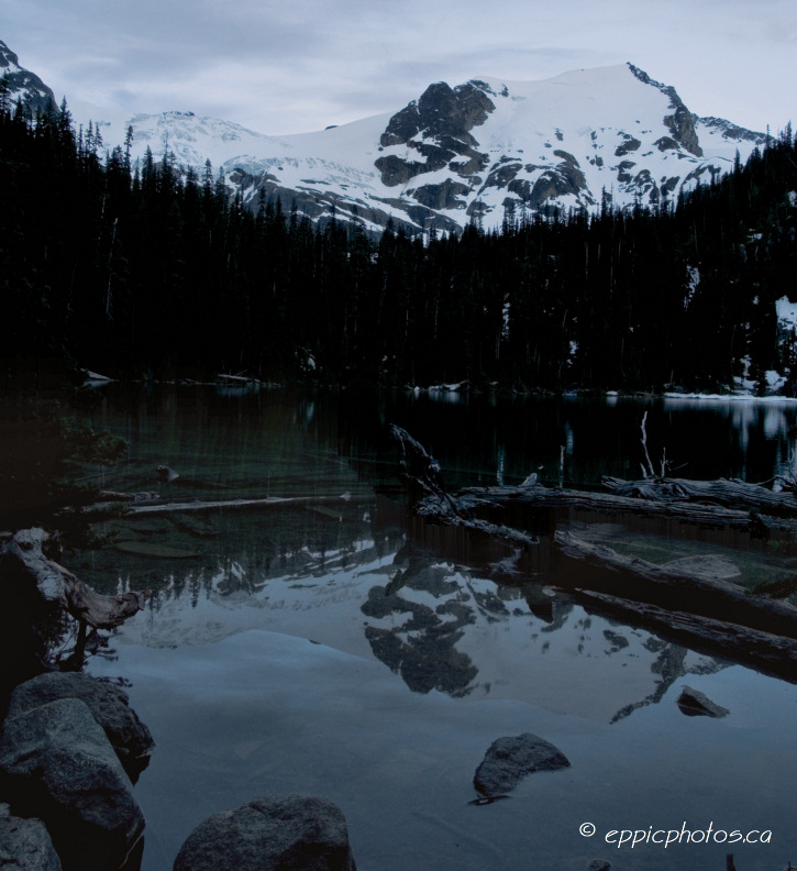 The second Joffre Lake
