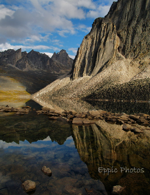 #14-Another Talus Lake Reflection