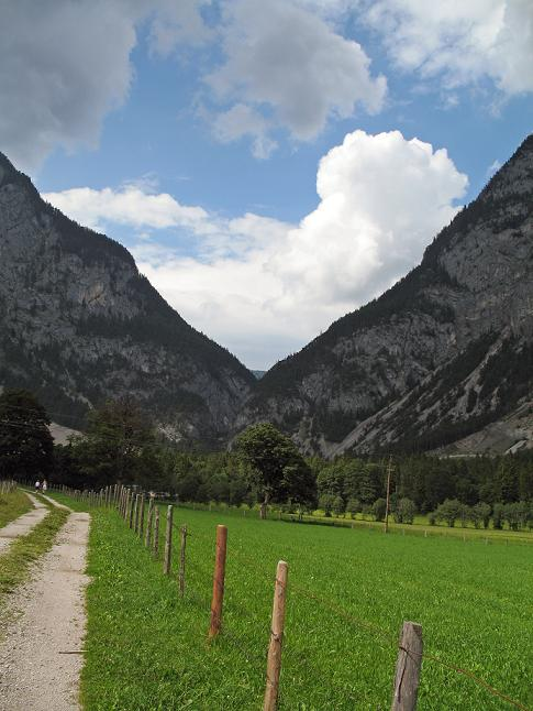 The mountains of Styria II