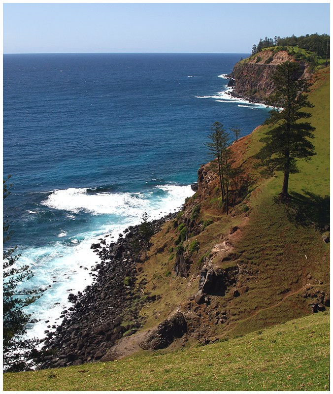 Norfolk Island's Formation