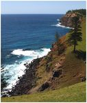 Title: Norfolk Island's Formation