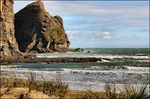 Title: Piha, one of NZ's Best Surf Beaches