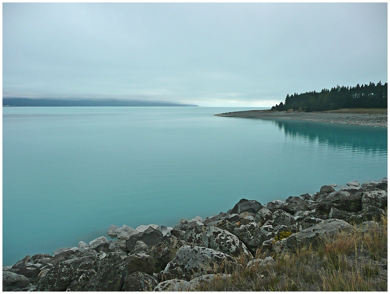 Emerald Lake Pukaki