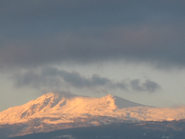 Sunrise - Cherni Vrah, Vitosha Mountain