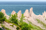 Title: Chimney Bluffs #3Nikon D7000