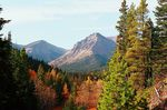 Title: Fall Colors in Waterton