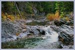 Title: Waterton Fall Stream