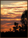 Title: Sunrise and Clouds 2