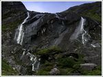Title: Gleninchaquin 2. - The Waterfall