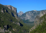 Title: Yosemite Valley View