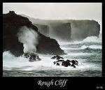 Title: Rough cliff