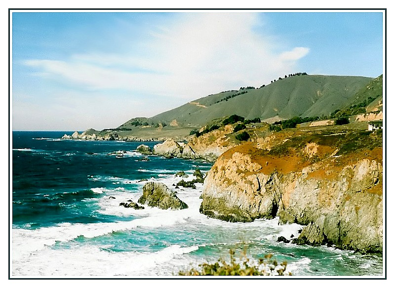 More Big Sur Coastline