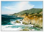 Title: More Big Sur CoastlinePentax K1000