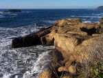 Title: Rocky Cliff ViewKodak Easyshare LS753