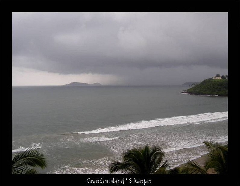 Goa, Arabian Sea & Monsoon
