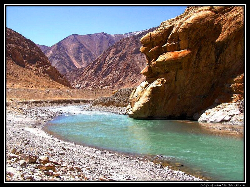 Colored Mountains of Ladakh
