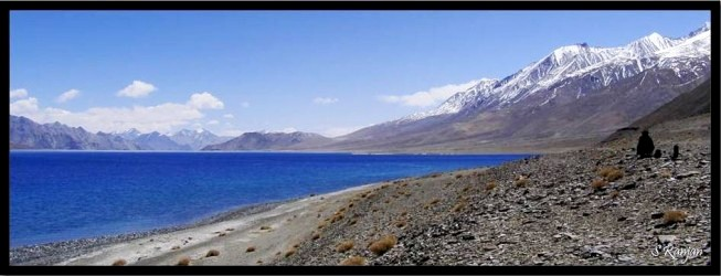 Pangong Tso - Nature's Hidden Jewel