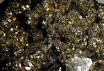 Title: Pyrite and sphalerite