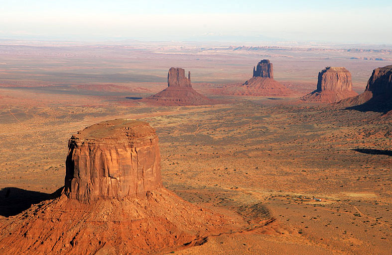 Above Monument Valley - for Gracious