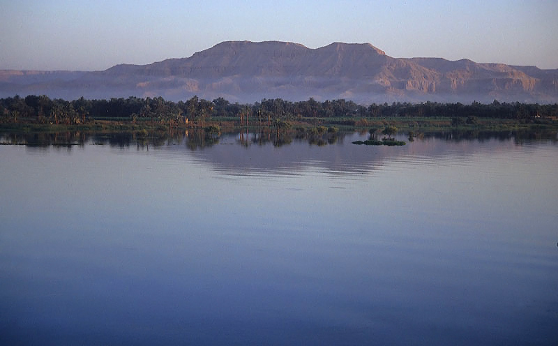 The Nile - An 'Exotic' River