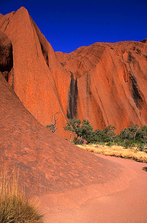 Uluru after Sunrise