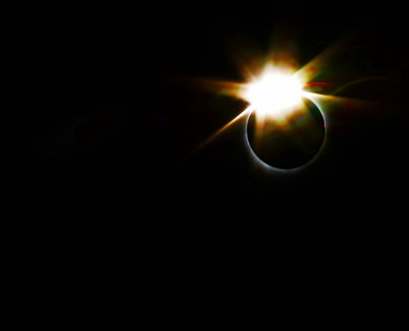 The Moment of Totality