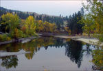 Title: Late July on the Kettle River