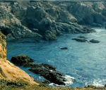 Title: Pacific Cliffs